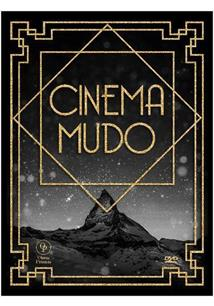 CINEMA MUDO (DIGISTAK COM 3 DVD'S) (QTD: 3)