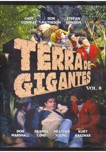 TERRA DE GIGANTES VOL. 6