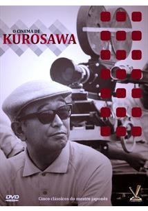 O CINEMA DE KUROSAWA (QTD: 3)