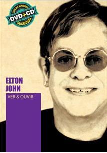 (CD+DVD) ELTON JOHN COLEÇÃO VER E OUVIR (DUPLO)