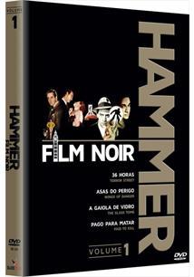 HAMMER FILM NOIR - VOLUME 1 (DUPLO)