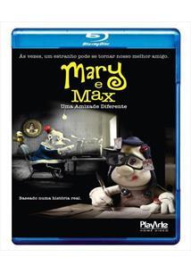 Blu Ray Mary E Max Uma Amizade Diferente Adam Elliot Dvd