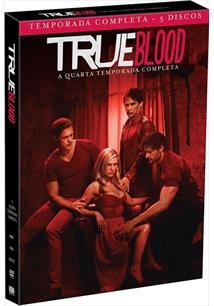 TRUE BLOOD - 04ª TEMPORADA (QTD: 5)