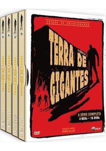 TERRA DE GIGANTES - A SÉRIE COMPLETA [DIGIBOOK] (QTD: 16)