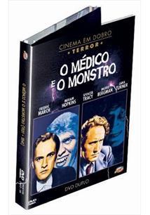CINEMA EM DOBRO - O MÉDICO E O MONSTRO (DUPLO)