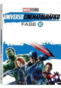 MARVEL STUDIOS UNIVERSO CINEMATOGRÁFICO FASE 2 (QTD: 6)