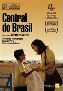 CENTRAL DO BRASIL (VERSÃO RESTAURADA COMEMORATIVA)