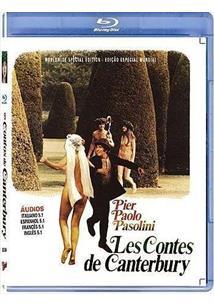 (BLU-RAY) OS CONTOS DE CANTERBURY