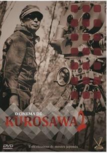 O CINEMA DE KUROSAWA VOL. 2 (QTD: 3)