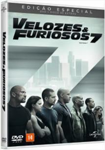 VELOZES E FURIOSOS 7 (DUPLO) (DUPLO)