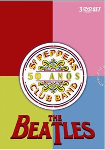 THE BEATLES SGT. PEPPER'S CLUB BAND 50 ANOS (QTD: 3)