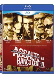(BLU-RAY) ASSALTO AO BANCO CENTRAL