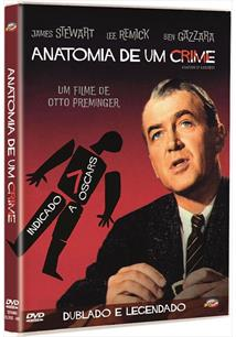 ANATOMIA DE UM CRIME