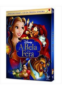 (CD+DVD) A BELA E A FERA (DVD + CD DA TRILHA SONORA) (DUPLO)