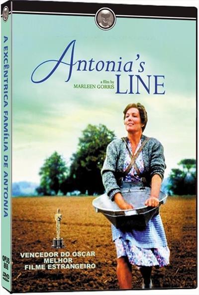 A EXCENTRICA FAMILIA DE ANTONIA - Marlen Gorris - DVD