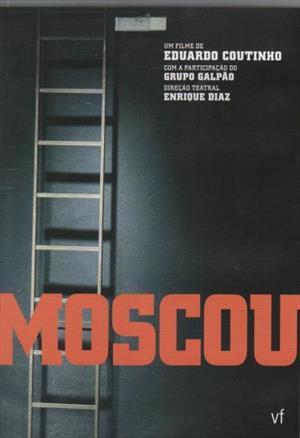MOSCOU - Eduardo Coutinho - DVD