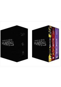 DEUSES DE DOIS MUNDOS (BOX COM 3 VOLUMES)