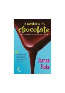 LIVRO O MISTERIO DO CHOCOLATE - 1ªED.(2012)