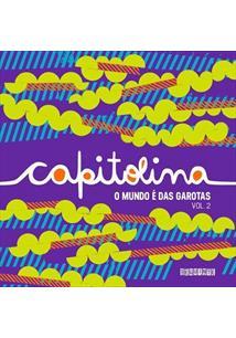 LIVRO CAPITOLINA: O MUNDO E DAS GAROTAS VOL. 2