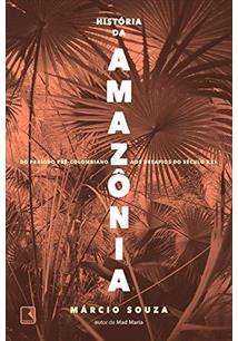 HISTORIA DA AMAZONIA: DO PERIODO PRE-COLOMBIANO AOS DESAFIOS DO SECULO XXI