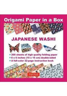 JAPANESE WASHI
