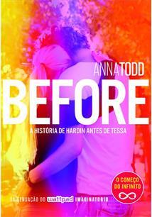 LIVRO BEFORE: A HISTORIA DE HARDIN ANTES DE TESSA