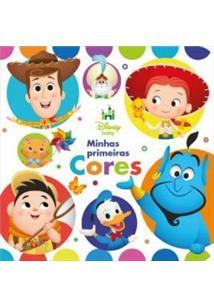 DISNEY BABY: MINHAS PRIMEIRAS CORES