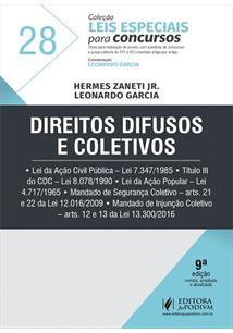 382f3d52ecc DIREITOS DIFUSOS E COLETIVOS - 9ªED.(2018) - Hermes Zaneti Junior ...
