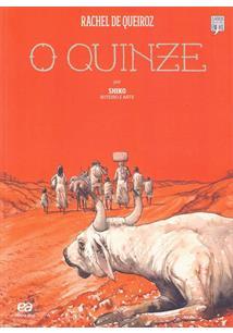 O QUINZE - Rachel de Queiroz - Livro