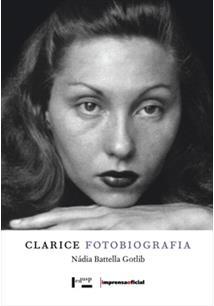 Resultado de imagen de capa do livro Clarice Fotobiografia