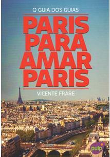 LIVRO PARIS PARA AMAR PARIS