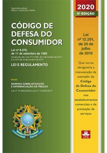 CODIGO DE DEFESA DO CONSUMIDOR 2019 - 6ªED.(2019)
