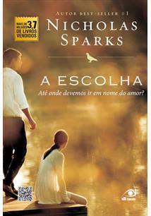 nicholas sparks a escolha livro