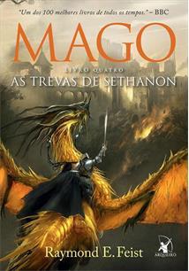 MAGO - LIVRO QUATRO: AS TREVAS DE SETHANON