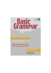 BASIC GRAMMAR IN USE: W ANSWERS-BOOK+CD-AUDIO