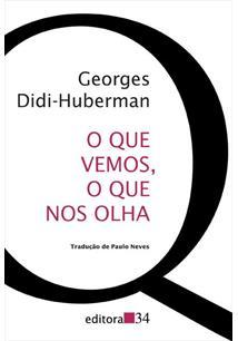 O QUE VEMOS, O QUE NOS OLHA - 2ªED.(2010)