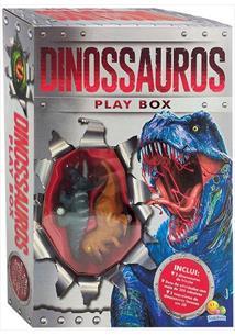 PLAY BOX: DINOSSAUROS