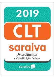 CLT ACADEMICA 19ª EDIÇAO 2019 - 19ªED.(2019)