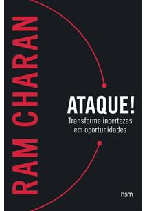 ATAQUE!: TRANSFORME INCERTEZAS EM OPORTUNIDADES