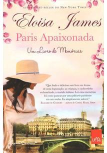 PARIS APAIXONADA: UM LIVRO DE MEMORIAS