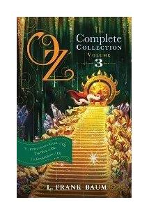 LIVRO OZ: THE COMPLETE COLLECTION - VOLUME 3