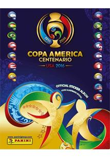 ALBUM COPA AMERICA CENTENARIO: USA 2016