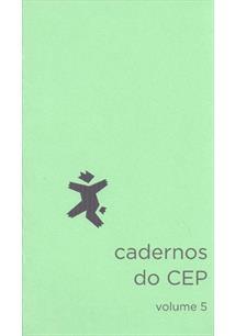 CADERNOS DO CEP - VOL. 5