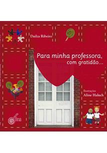 LIVRO PARA MINHA PROFESSORA COM GRATIDAO