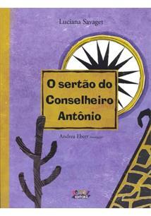 LIVRO O SERTAO DO CONSELHEIRO ANTONIO