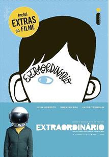 EXTRAORDINARIO (INCLUI EXTRAS DO FILME)