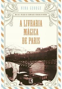 Resultado de imagem para livro a livraria mágica de paris