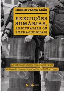 EXECUÇOES SUMARIAS, ARBITRARIAS E EXTRAJUDICIAIS: AS POLITICAS PUBLICAS COMO CAMPO PARA EFETIVAÇAO DAS RECOMENDAÇOES DA ONU AO BRASIL
