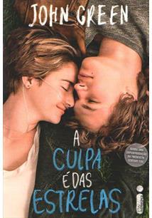 A CULPA E DAS ESTRELAS (CAPA DO FILME)
