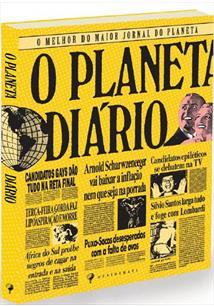 LIVRO O PLANETA DIARIO: O MELHOR JORNAL DO PLANETA